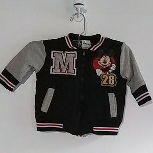 Disney Mickey Mouse toddler sweatshirt